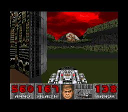 Doom - BFG9000 vs. stiff half blind mastermind - User Screenshot